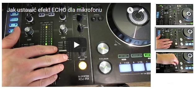 Jak ustawić ECHO
